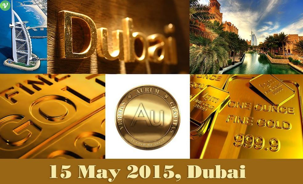 May 15 Dubai event